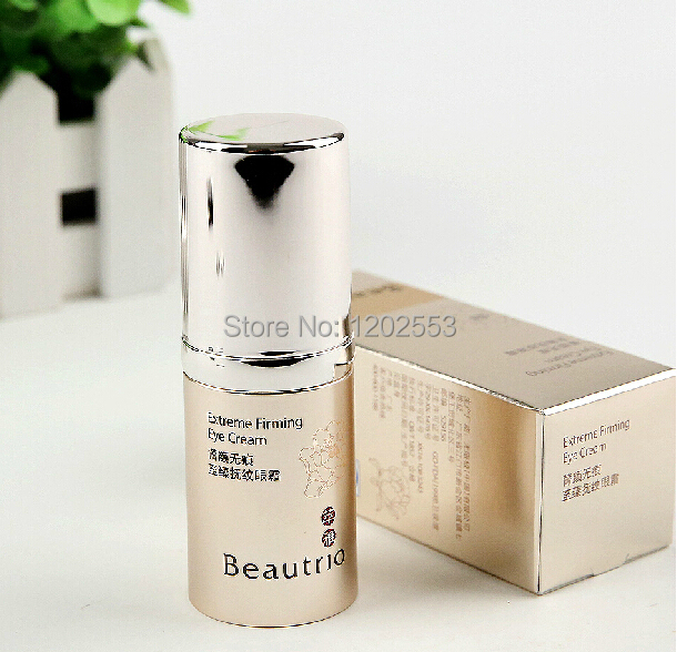 Free Shipping Beautrio Extreme Firming Eye Cream Natural Chinese Herbs(China (Mainland))