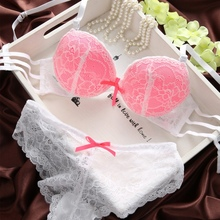 Sexy Womens Set Lace Lingerie Underwear Push-Up Padded Bra Underwire Outfits New