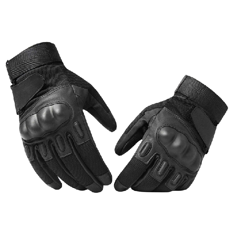 Blackhawk PU Leather Men Tactical Gloves Training Motocycle Outdoor Fighting Airsoft Leather Army Military Full Finger Gloves(China (Mainland))