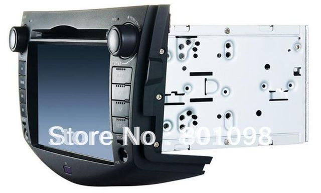 Free shipment to Guangzhou 2 din car stereo system for TOYOTA RAV4 and Suzuki Swift