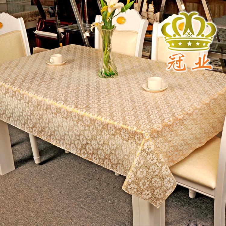 2014 mesa table cloth Gold Blocking Lace 152*137cm Table Cloth for home decoration Tablecloth Table Cover in good design(China (Mainland))