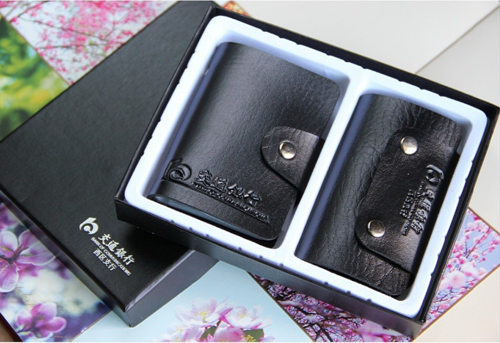 Wholesale Korean custom men Wallets simulated leather car key chain card package wrap(China (Mainland))