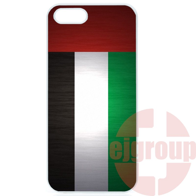 Cool Best Cover Case For Apple iPhone 4 4S 5 5C SE 6 6S 7 7S Plus 4.7 5.5 iPod Touch 4 5 6 United Arab Emirates Flag(China (Mainland))