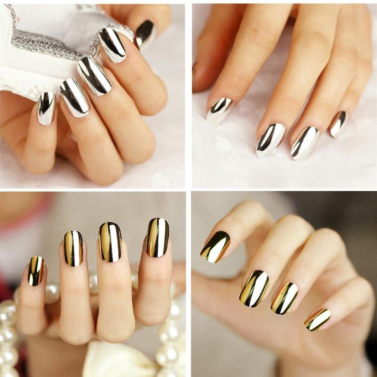 Colored Fake Nails – ledufa.com