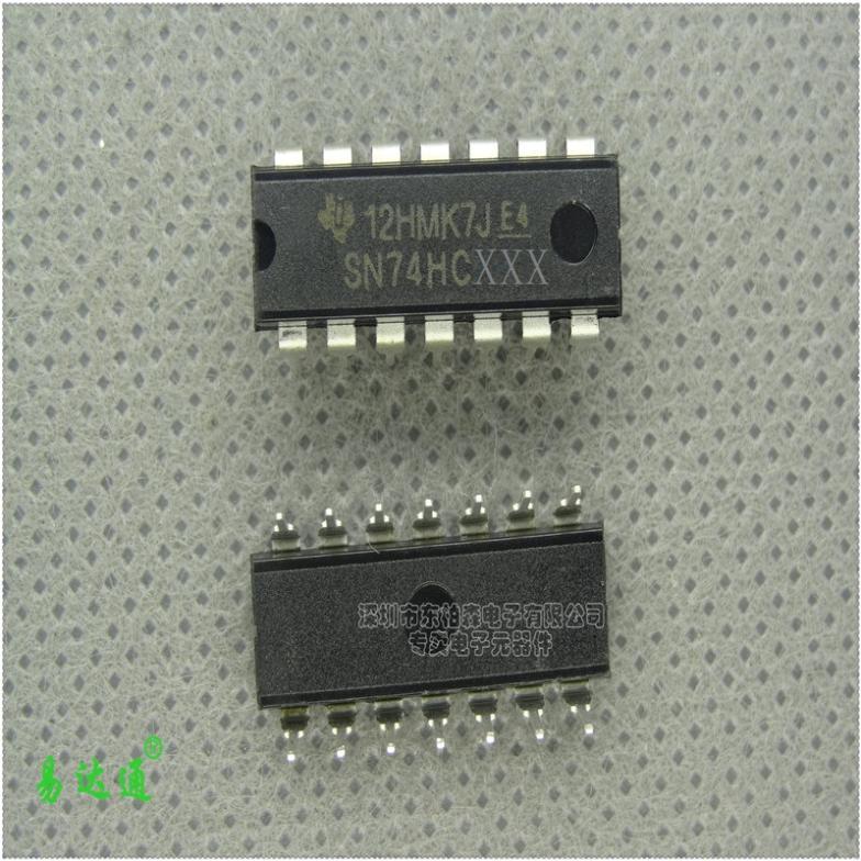 DIP-14 IC логические схемы