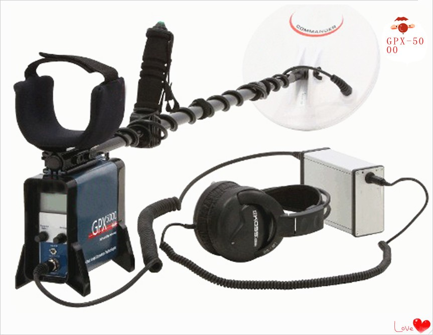 Popular products gpx-5000 gold detector with high sensitivity detection of gold and silver and other precious metals(China (Mainland))