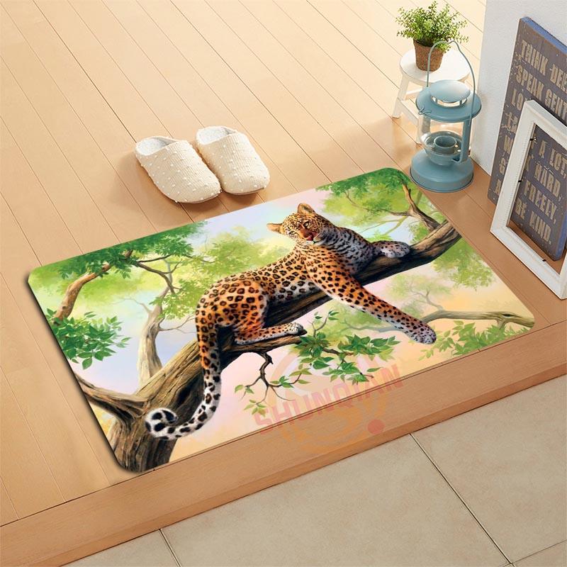 Online Kopen Wholesale Luipaardprint Badmat Uit China
