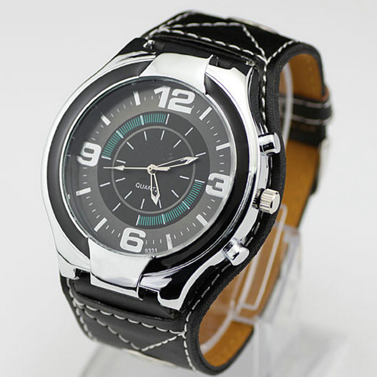 Summer Style Watches Men Sports Fashion Big Dial Wristwatches Quartz Watch New Accurate 3 Colors Choosing - cn1510659978 store