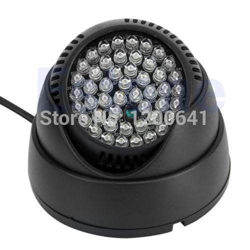 M89 Free Shipping 2015 New 48 LED Illuminator Light CCTV IR Infrared Night Vision(China (Mainland))