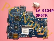 For Dell Inspiron 15 3521 Motherboard System Board i3 3227U 1.9GHz DDR3 1GB AMD Radeon HD 7670M 0P6TK LA-9104P (China (Mainland))