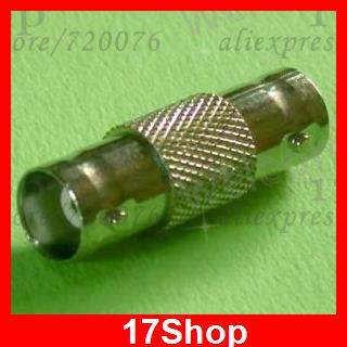 100pc BNC Female to BNC Female FOR CCTV Video Connector<br><br>Aliexpress