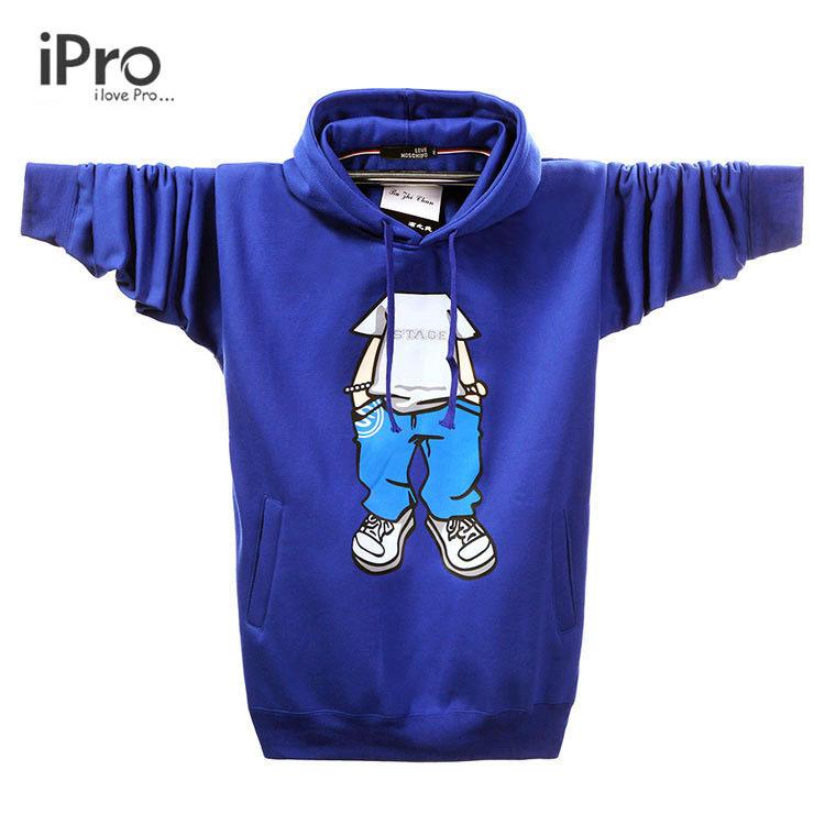 New 2015 Fashion Spring Plus Size Loose Mens Hoodies Moleton Masculino Autumn Casual men's Fleeces hooded cardigan sweatshirt(China (Mainland))