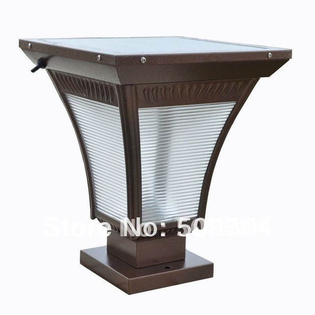 la lumi re solaire soar lumi re lampe solaire de jardin conduit nergie solaire aucun. Black Bedroom Furniture Sets. Home Design Ideas