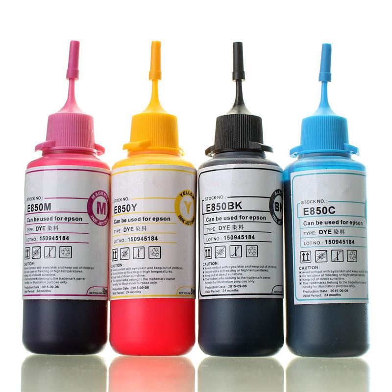 Комплекты для пополнения чернил из Китая