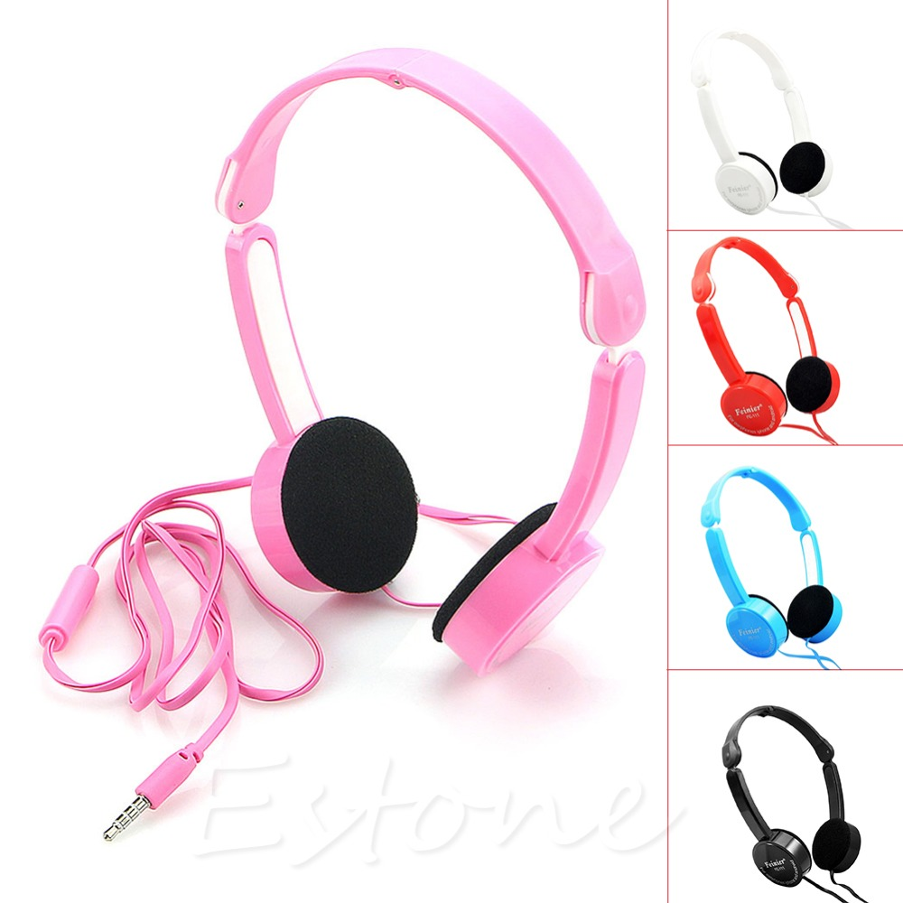 F98 2016  newestFoldable 3.5mm Headset Earphone Foldable for Mobile Phone Laptop Tablet MP3/4free shipping<br><br>Aliexpress