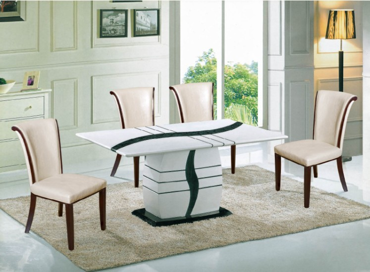 dining table marble table(China (Mainland))