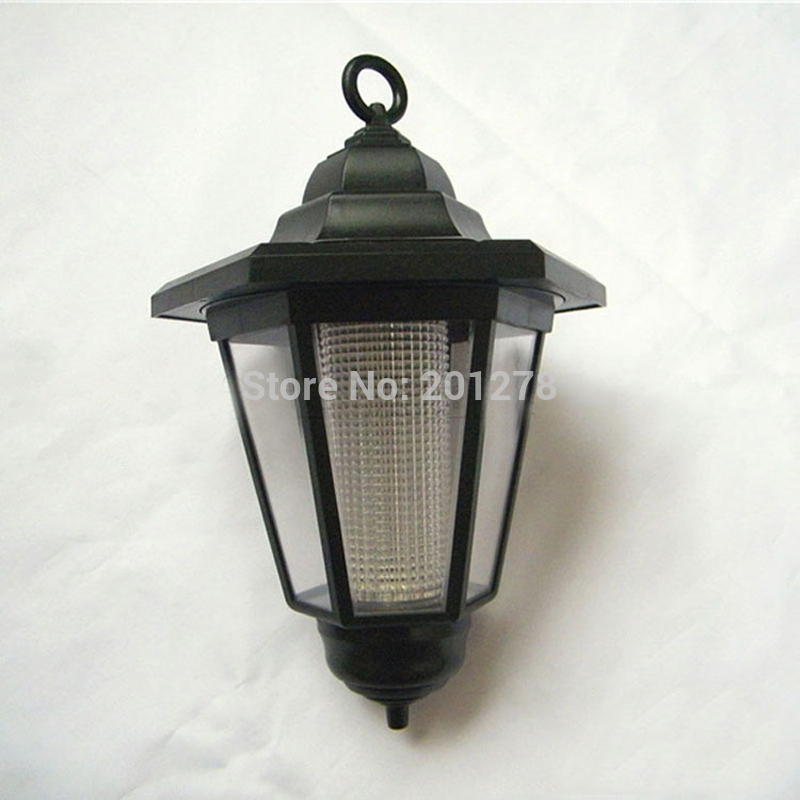 led solar light wall light lawn light garden lamp outside