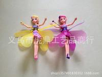Летающий Ангел игрушки Летающие Фея кукол управления инфракрасный индукции с музыка new