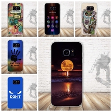 Buy Case Samsung Galaxy S7 Edge Case Silicone Back Cover Samsung S7 Edge Luxury Soft TPU S7edge 3D Skin Printing Covers Bag for $1.50 in AliExpress store