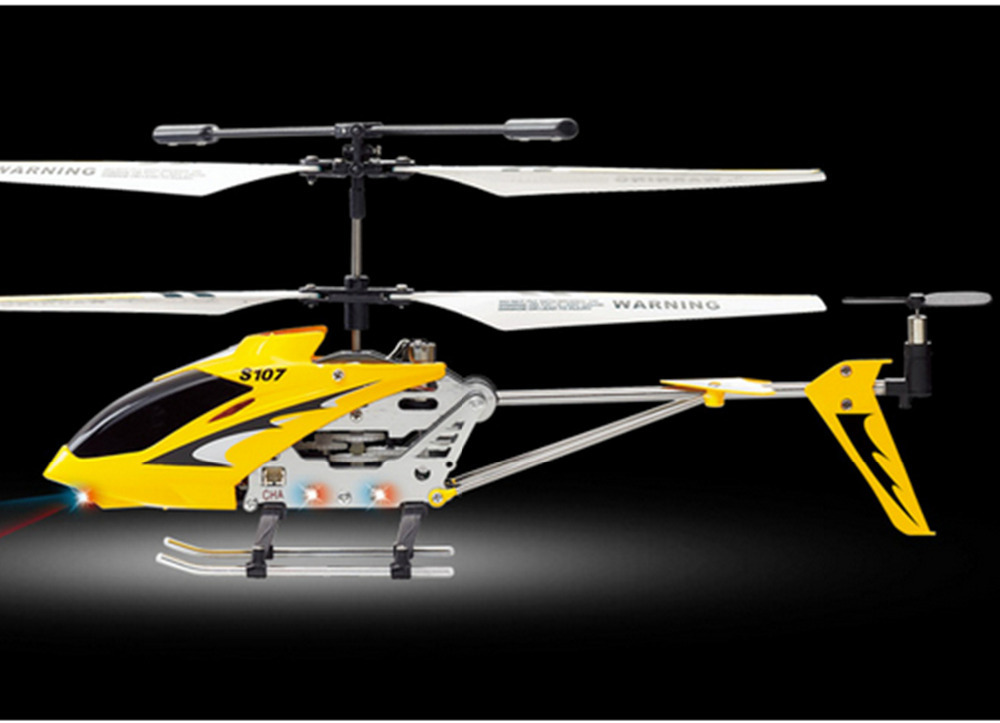 New Syma S107 107G Ruggedness Strong With Remote Control RC Helicopter RTF free shipping(China (Mainland))