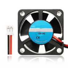 High Quality Best Price 3D Printer 12V DC 30mm Cooling Fan Electronics Extruder For E3D Hot End Print