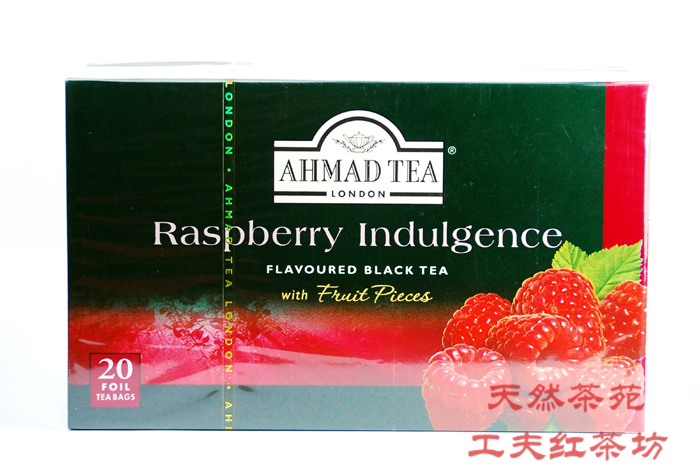 Гаджет  Ahmad ahmad tea blaeberry fruity black tea raspberry None Еда