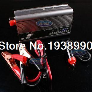 NEW 1000W Car 24v DC in 220v AC out Power Inverter USB Best(China (Mainland))