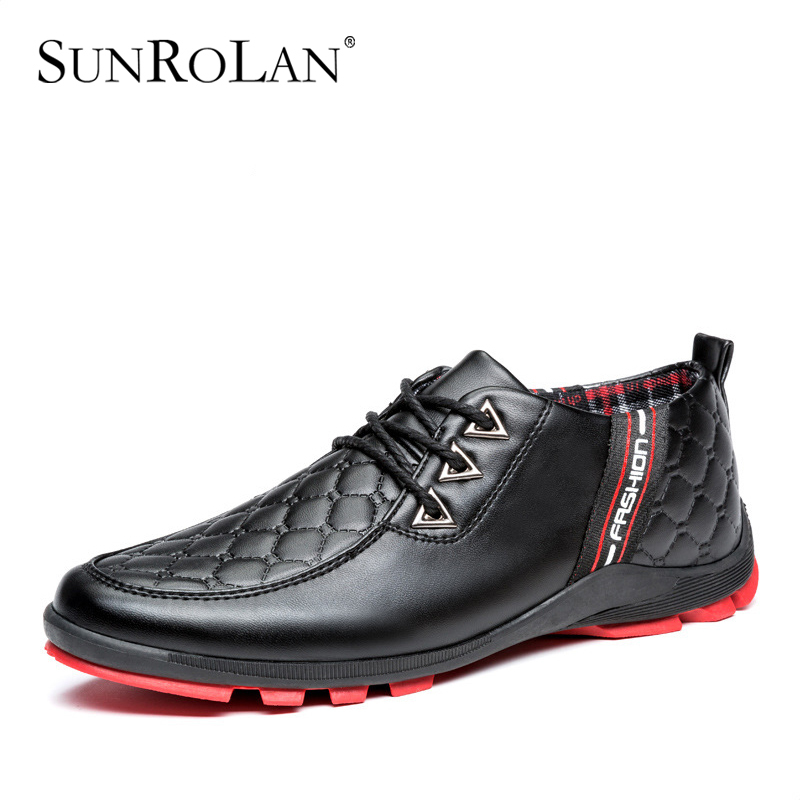 Suede Big Size European style genuine leather oxfords casual men shoes lace winter large size 0003 - SHOES COUNTRY store