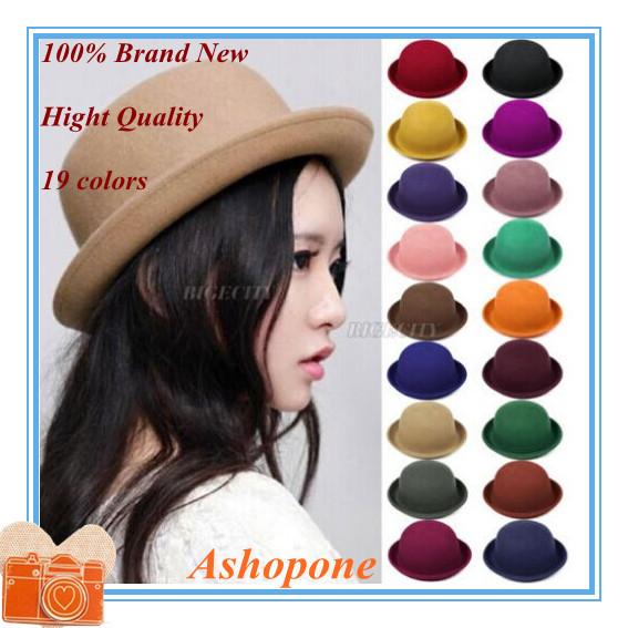 Женская фетровая шляпа Unbrand 2015 Fedora 19 fx222 женская фетровая шляпа brand new 2015 fedora cloche hat cap 6 bm890