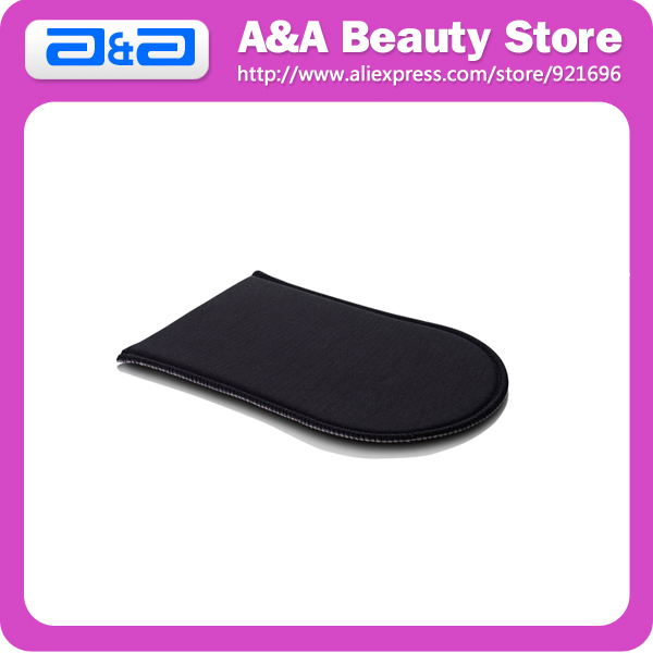 50pcs/Lot Self Tanning Mitt, Applicator of Tanning Lotions &amp; Spray Tan. Re-Usable, Soft Velvet Side<br><br>Aliexpress