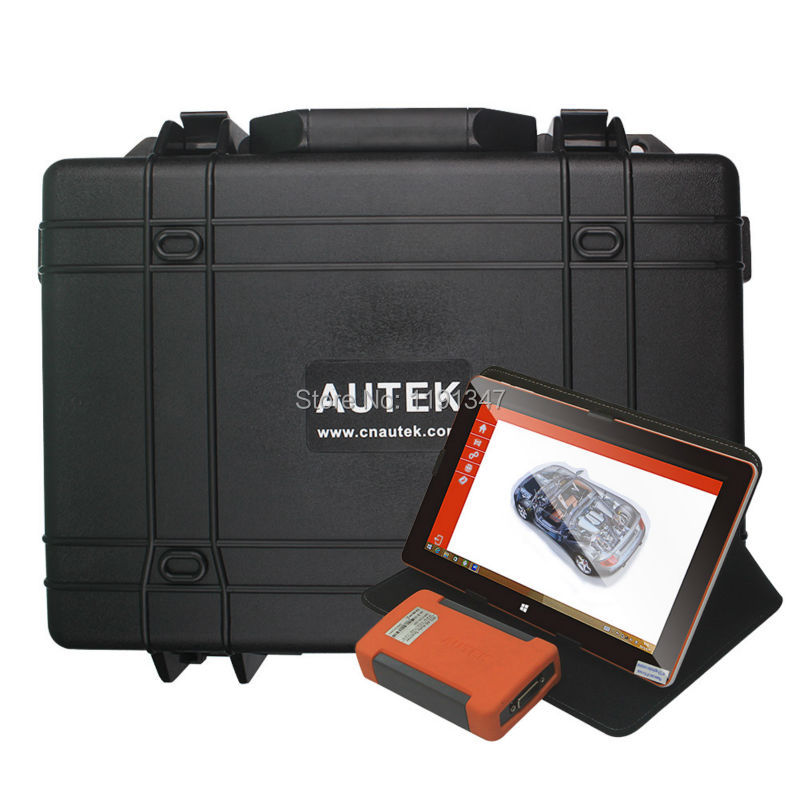 Autek PCI A6 Professional Diagnostic Tool Super Scanner for AUDI/BMW/Chery OBD2 Code Reader Multi-language with tablet DHL Free