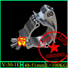 TUV Mini 360 QR GLOBAL TRUSS Light Duty Quick Release Clamp 2 inches Pipe (light coupler)(China (Mainland))