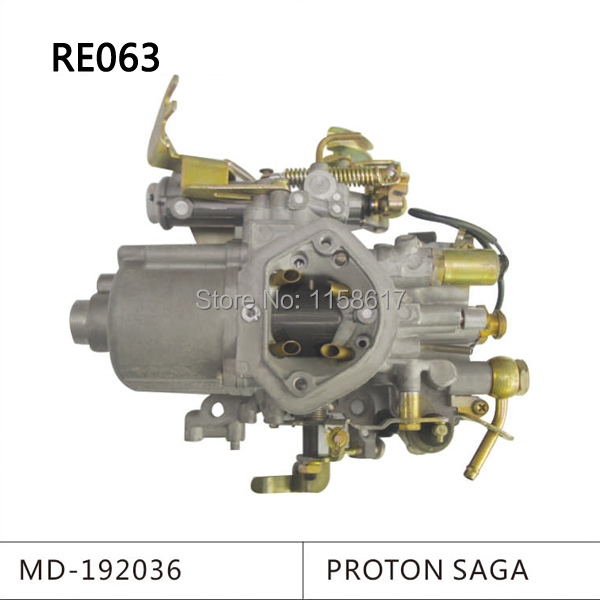 AAA quality Carburetor For PROTON SAGA OEM MD-192036 with Certification ISO9001:2008 Car accessories replacement(China (Mainland))