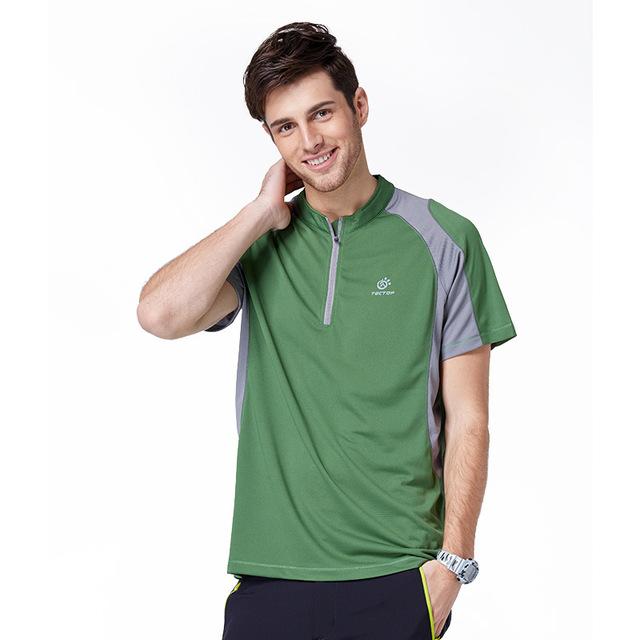 2016 summer men Tennis shirts male breathable anti-sweat Table Tennis clothes cool pingpong t shirt Jerseys uniform TS5005(China (Mainland))