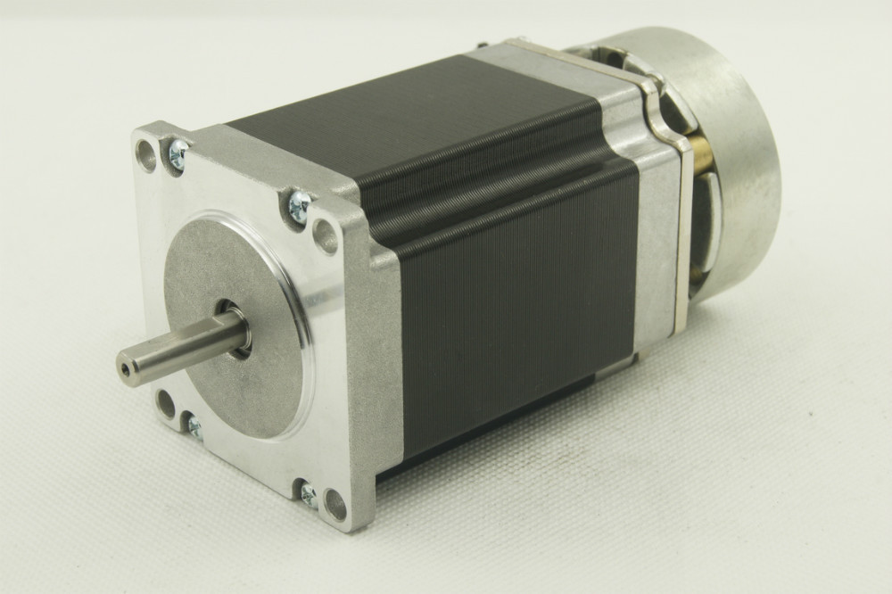 nema 23 stepper motor with brake j57hb76 03 dc24v torque 1
