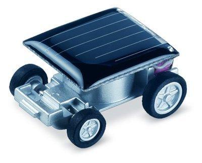 Solar Car - World's Smallest Solar Powered Car Educational Solar Powered Toy(China (Mainland))
