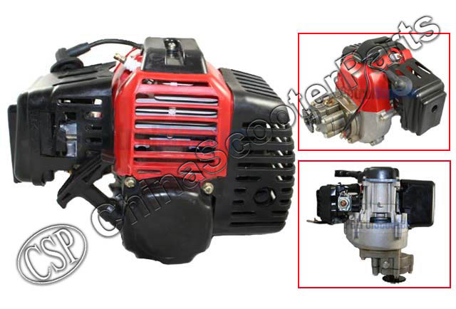 49CC Engine Plastic Pull Start 15MM Carburetor Plastic Mini Moto Pocket ATV Quad Buggy Dirt Pit Bike Chopper Gas Scooter(China (Mainland))