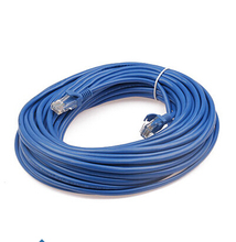 New Arrival Durable 15M 50FT RJ45 For CAT5 10M/100M Ethernet Internet Network Patch LAN Cable Cord For Computer Laptop