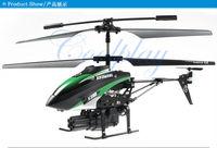 WL игрушки v398 3.5CH ракетного запуска 360 градусов вращение wl v398 rc вертолет подбирались игрушки