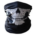 Free shipping air force Skull Tubular Protective Dust Mask Bandana Motorcycle Polyester Scarf Face Neck Warmer