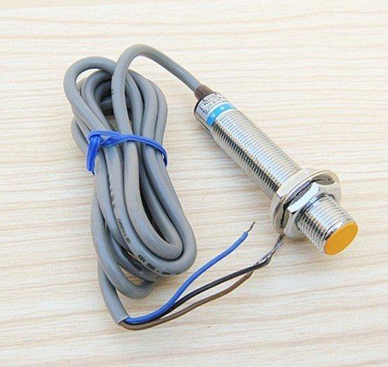 Proximity switch LJ12A3-2-Z/BX,DC 6-36V,NPN 3-wire NO, 12mm diameter,2mm detective distance<br><br>Aliexpress