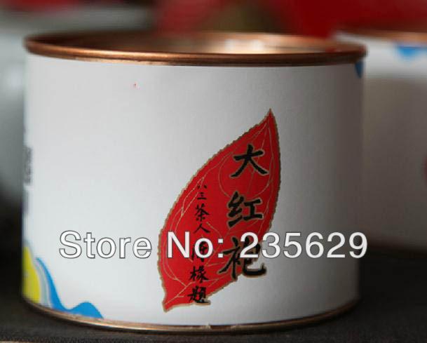 Free Shipping, Wuyi cliff Health tea, 50g/ tinned box, Wuyhi Dahongpao tea,Wuyi Rock Tea Oolong Tea,Lose Weight and refreshing