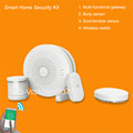 Original Xiaomi Smart Home Security Kit Body Sensor Gateway Door Sensor Wireless Switch Temperature Humidity Socket