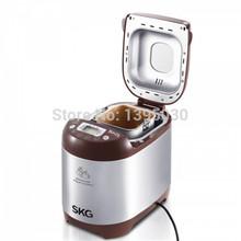 2 пк / lot SKG3924 нержавеющая сталь автоматическое электрическая хлеб чайник