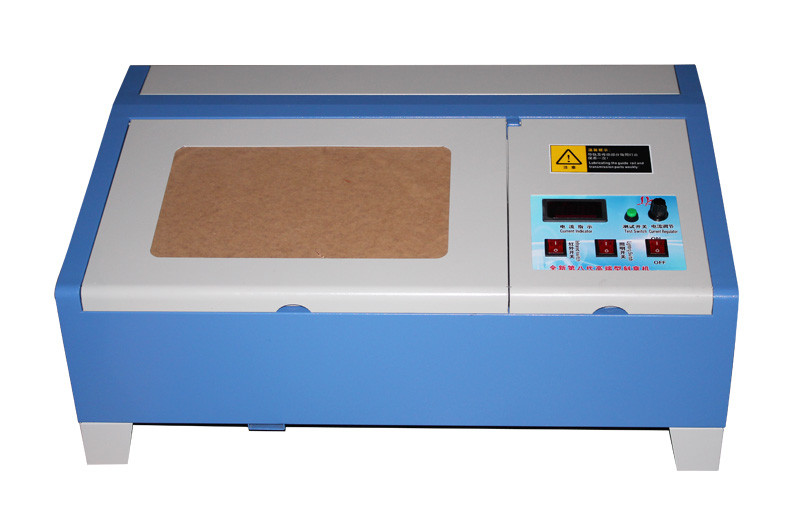 High speed LY 3020M upgraded square rail CO2 Digital 40W laser engraving machine ship to EU no tax