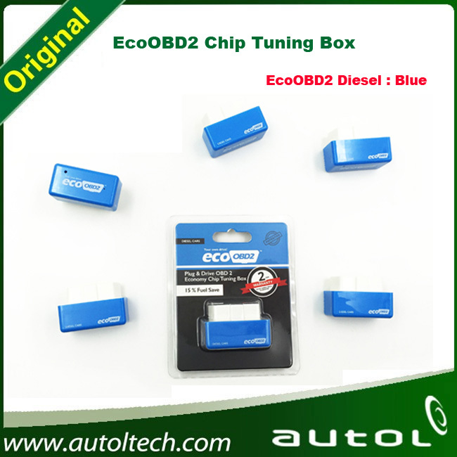 EcoOBD2 makes new map in the car's computer ECU for the vehicle's lower fuel consumption(China (Mainland))