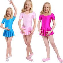 Girls Ballerina Ballet Dress For Children Girls Dance Costumes Kids Ballet Costumes Girl Dance Leotard Girl Dancewear