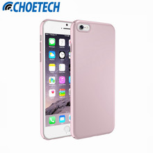 CHOETECH Mobile Phone Back Bag Case Cover for Apple iPhone 6 6plus 7 7plus Coverby Cell Phone Protection Protector Shell Cases(China (Mainland))