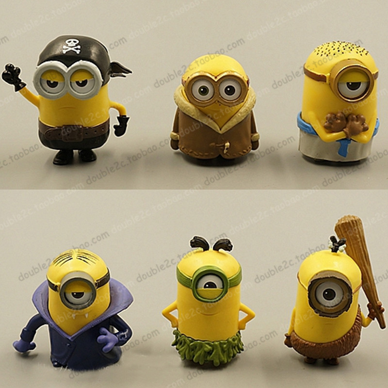 Birthday Minion Cake Topper Image Inspiration of Cake and Birthday