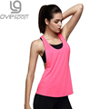 8 Colors Summer Yoga Women Tank Tops Dry Quick Loose Gym Fitness Sport Sleeveless Vest Singlet